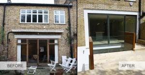 Chelsea House Refurbishment Case Study