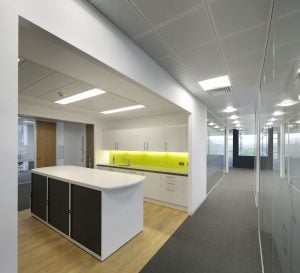 Commercial Interior Fitout